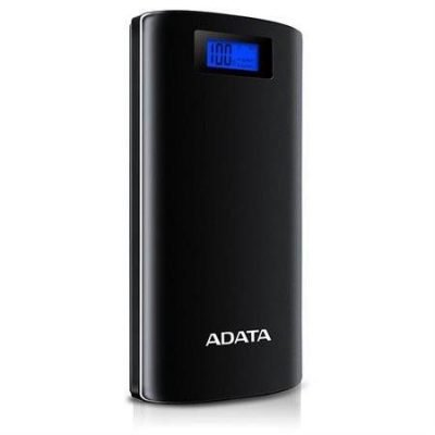 Adata P20000D Black 20000mAh Power Bank-mine away