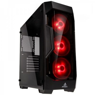 Antec DF 500 RGB Window ATX Micro ATX – ITX Gaming Chassis – mine away