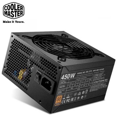Cooler Master MPW-4502-ACABW MWE 450w-mine away