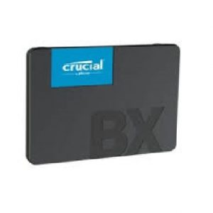 """Crucial 120gb bx500 2.5"""" solid state drive-mine away"""
