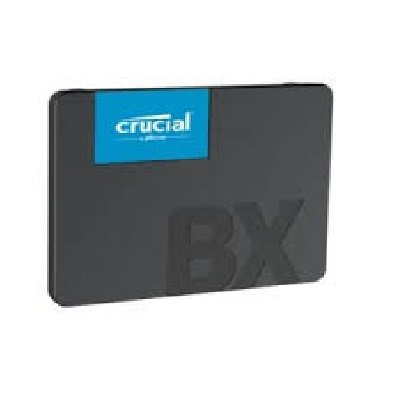 "Crucial 120gb bx500 2.5"" solid state drive-mine away"