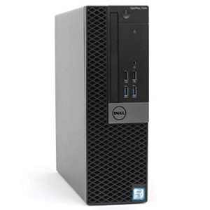 Dell Optiplex 7040 I5-6500U 8GB 500GB Hdd Small Form Factor Desktop -mine away