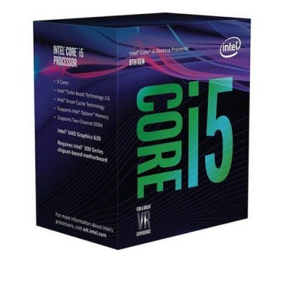 Intel Core i5-9400F 2.90 GHz – 6 Core Processor-mine away