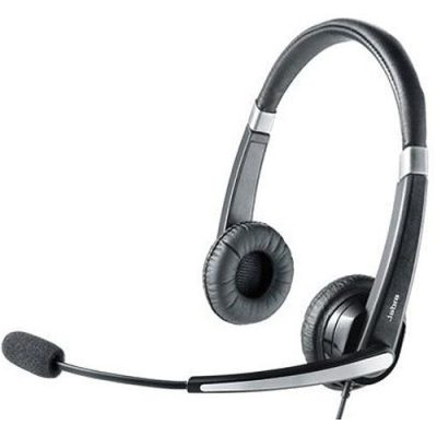 Jabra UC VOICE 550 MS Duo Headset-mine away