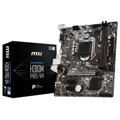 MSI H310M PRO-VH PLUS DESKTOP MOTHERBOARD-mine away