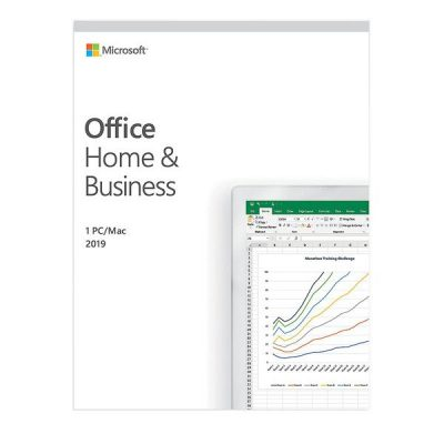 Microsoft Office Home & Business 2019 Medialess Pdk-mine away