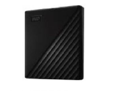 WD MY Passport 2TB Portable Hard Drive – Black-mine away