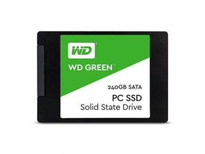 Western Digital WDS240G2G0A Green 240GB Solid State Drive-mine away