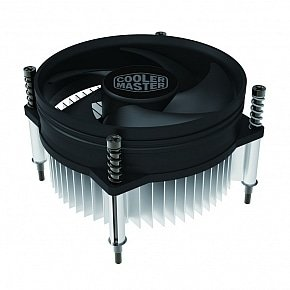 Cooler Master I30 CPU Cooler for Intel only LGA-115x-mine away