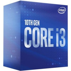 Intel® Core™ i3-10100 Processor-mine away