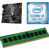 Intel Core i3 9100F + MSI B365M-Pro-VDH + 8GB Value Ram-mine away
