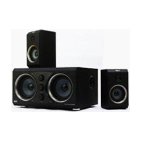RCT 2.2 Channel Stereo USB Speaker with 60W Dual-Subwoofer-mine away